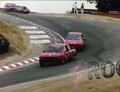 Red Racing Laguna Seca