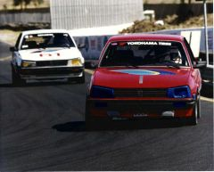 Red Racing Sears Point