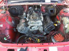 ZPJ in first test fit to 505 GTI