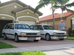 89 turbo wagon