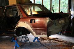 Peugeot 505 Turbo - Project car 3