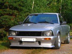 Peugeot 505 Turbo - Project car 1