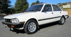 1982 505 S Turbo Diesel